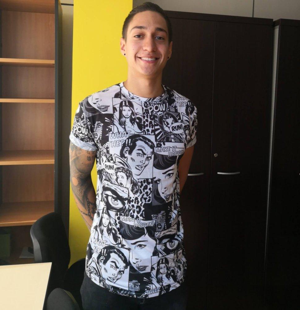 Luigi Fabiani, uno de nuestros #jóvenesIter